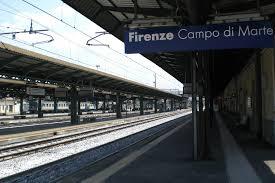 Firenze Campo di Marte railway station - Wikipedia