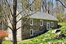 upper bucks county stone house for sale bucks county pa estate traditional home office