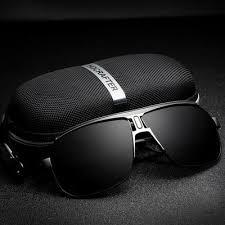 <b>KINGSEVEN Brand Design Aluminum</b> Men's Sunglasses Polarized ...