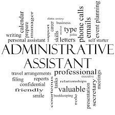 executive administrative assistant the advance group administrative assistant