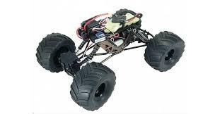 <b>Радиоуправляемый краулер HSP Rock</b> Crawler 4WD 1:16 ...