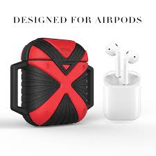 silicone earphone case accessories protective cover for apple airpods waterproof air pods