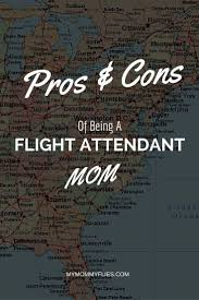 best ideas about flight attendant flight the pros and cons of being a flight attendant mom