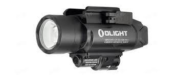 Подствольный <b>фонарь</b> с ЛЦУ зелёного цвета <b>Olight Baldr PRO</b> ...