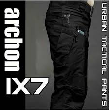 Military Outdoors Urban <b>Tactical Pants</b> Tad <b>IX7 Men's</b> Cargo Combat ...