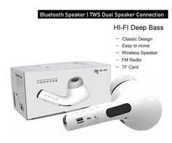 100% Portable Wireless <b>Bluetooth Speaker MK</b>-<b>201</b> Giant Airpod ...