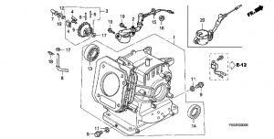 <b>Мотопомпа Honda WB30XT3</b> DRX - выбор раздела, купить ...