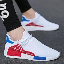 Fashion Design <b>Men Breathable Air</b> Mesh Slip on Sock Sneakers ...