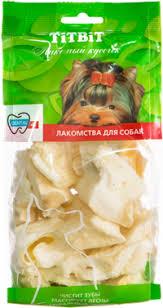<b>Лакомства для собак</b> – купить в сети магазинов Лента.