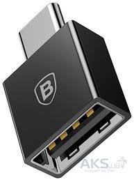 ᐅOTG-переходник <b>Baseus Exquisite Type</b>-<b>C</b> Male to USB Female ...