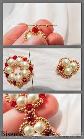 Russian Master class - pictures & schema ~<b>Seed Bead</b> Tutorials ...