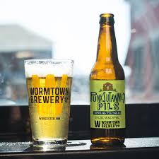 wormtown brewery punxsutawney pils