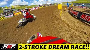 Epic 2-Stroke <b>Dirt Bike</b> Racing Battle - What <b>Motocross</b> Dreams Are ...