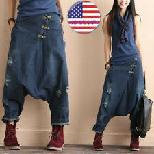 <b>Harem Jeans</b> In Women's Jeans for sale | eBay
