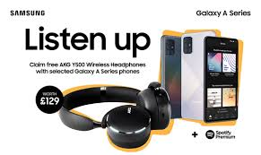 Claim Complimentary AKG <b>Headphones</b> with Selected <b>Galaxy</b> ...