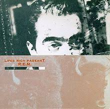 <b>Lifes Rich</b> Pageant - The cover of the album depicts drummer Bill ...