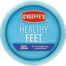 O'Keeffe's Healthy Feet Foot Cream, 3.2 ounce Jar ... - Amazon.com