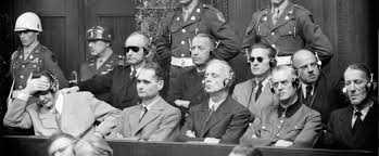 the nuremberg trials by lucas ortner