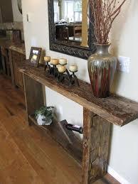 reclaimed wood table barn wood ideas