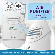 Hot Convenient Air Ozonizer Air Purifier Home Room ... - Qoo10