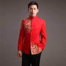 <b>Modern Cheongsam Top Vestido</b> Oriental Traditional Groom Qipao ...