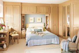 Make The Most Of A Small Bedroom Bedroom Cream Traditional Leather Panel Bed Beige Contemporary