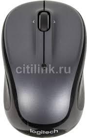 Купить <b>Мышь LOGITECH</b> M325, <b>беспроводная</b>, USB, темно ...