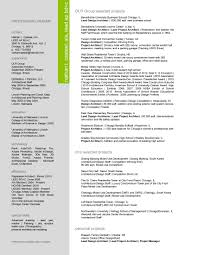 creative architecture resumes exmaple creative resume sample jacobs architecture resume google search