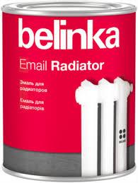<b>Белинка Email Radiator эмаль</b>. Широкий выбор продукции <b>Belinka</b> ...