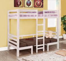 convertible loft twintwin bed set bunk bed steps casa kids