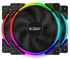 <b>Вентилятор</b> для корпуса <b>PCCooler CORONA FRGB</b> KIT купить в ...