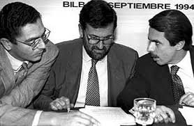 Gallardón, Rajoy y Aznar