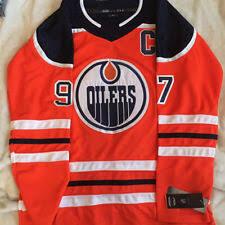 Размер m Edmonton <b>Oilers</b> Orange nhl вентилятор одежда и ...