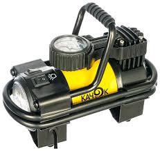 Автомобильный <b>компрессор Качок K90 LED</b> — купить по ...
