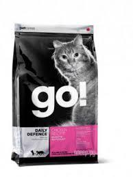 Купить <b>GO</b>! <b>Курица</b>/<b>Фрукты</b>/<b>Овощи 3.63kg</b> для котят и кошек ...
