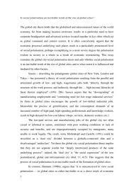 inequality in global cities essay  oxbridge notes the united kingdom inequality in global cities essay