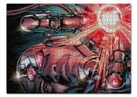 Пазл 43.5 x 31.4 (408 элементов) <b>Justice League</b>/<b>Лига</b> ...