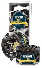 <b>AREON Ароматизатор для автомобиля</b> Ken Blister Black Crystal ...
