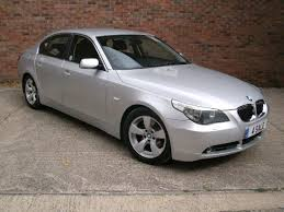 photo of Bas Muijs BMW 530-diesel - car