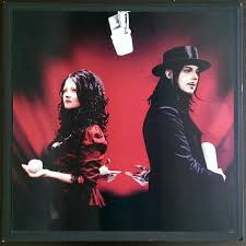 The <b>White Stripes</b> - <b>Get</b> Behind Me Satan (2015, Red, Vinyl) | Discogs