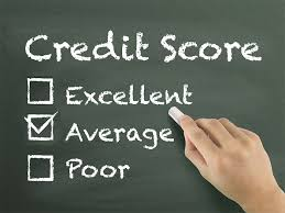 Image result for average credit score