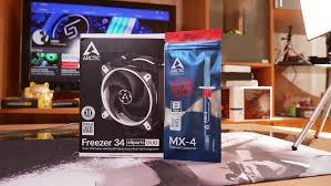 Обзор нового <b>кулера Arctic Freezer 34</b> eSports Duo / Платформа ...