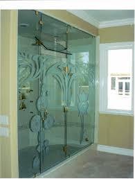 custom shower doors chicago alluring wall sliding doors