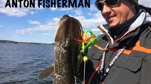 Щука на <b>спиннербейт</b>. Anton Fisherman - рыбалка с гидом ...