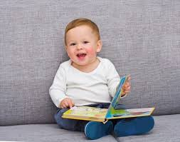 Image result for toddlers reading books
