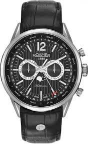 Мужские наручные <b>часы Roamer 508.822.41.54.05</b> (Superior ...