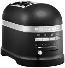 Купить <b>тостер KitchenAid Artisan 5KMT2204EBK</b> на 2 хлебца ...