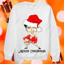 <b>Elvis Presley Merry Christmas</b> shirt - youngt-shirtcloset.over-blog.com