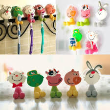 <b>Creative cute cartoon animal</b> family suction cup toothpaste ...
