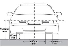 Výsledek obrázku pro montáž led světel na auta
